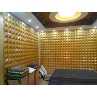 高分子PVC三维板厂家直销 防水3D背景墙价格