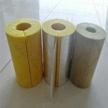 玻璃棉管厂家生产的产品叫玻璃棉管或玻璃棉管壳
