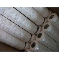 脱脂棉线绕滤芯/PP线线绕滤芯价格