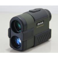 美国 Onick欧尼卡1200LH激光测距仪广泛用于电杆、桥梁和建筑工地的距离测量;还可用于一般的