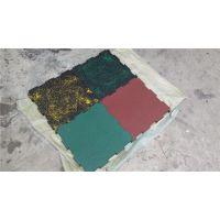 橡胶地垫、新鲁中塑胶铺设、安全橡胶地垫