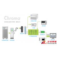 湖南交直流充电桩Chroma Model 8000自动测试方案
