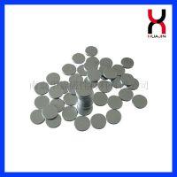供应钕铁硼强力圆片磁铁 包装磁片 10*3MM