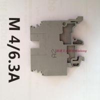 【ABB接线端子】螺钉卡箍连接端子 双层端子-M 4/6.3A