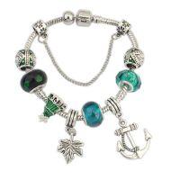 外贸出口首饰 欧美新款圣诞系列风尚手链  手饰