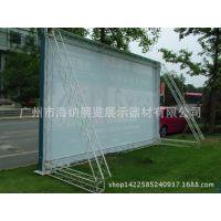 广州桁架厂家 大量现货供应镀锌桁架 舞台桁架 背景桁架