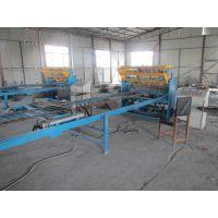 精品推荐煤矿支护网焊机 护栏网焊机 新型斜方护栏网焊机