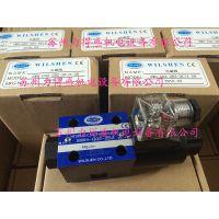 台湾WILSHEN电磁阀SWH-G03-3C40 江苏代理商