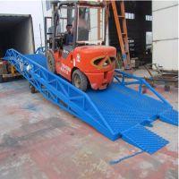 移动登车桥 液压装卸平台 集装箱装卸台