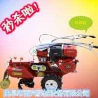 可调是开沟培土机 土壤耕整机械厂家 富兴果园专用松土机价格