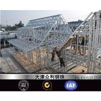 专业生产冷弯C型钢 高强度热镀锌C型钢 长度可订做