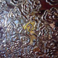 张浦304不锈钢特殊压花彩色板,主题酒店门业装饰,美观耐腐蚀