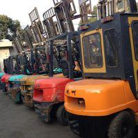 上海二手叉车市场 二手合力叉车 二手杭州叉车 二手柴油叉车