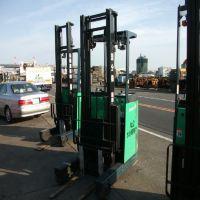 哇塞!1.5吨二手丰田电动叉车转让、丰田二手堆高车 免费送货