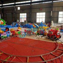 儿童电动轨道小火车过年有什么赚钱的项目儿童游乐玩具