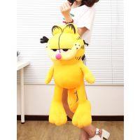 正版大号加菲猫毛绒玩具创意男女儿童情人节情侣生日礼物公仔玩偶