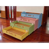 成都幼儿园床 幼儿园课桌椅 实木家具定制批发