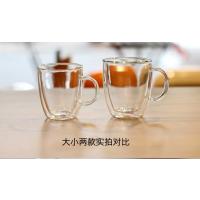 双层玻璃杯 耐热玻璃杯 咖啡杯 茶壶 凉水壶 等 价格优惠 质量保证