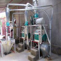 面粉机厂家 小麦磨粉机械设备小型 家用磨面机 厂家直销