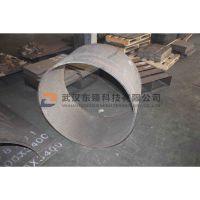 供应双金属耐磨堆焊钢板 管件 弯头堆焊定做