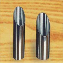 厂家直销Type-C 接头管 8.25*2.4精密扁管 USB3.1专用316L不锈钢