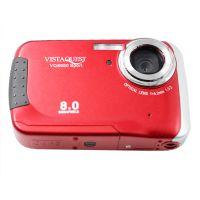 泰亚博尚VISTAQUEST VQ8950 防水摄像照相机(红/蓝)