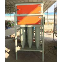喷粉设备定制 供应小旋风粉末回收器