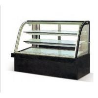TB368A台式蛋糕保鲜柜订做价格-水果面包保鲜柜-如何选择蛋糕柜