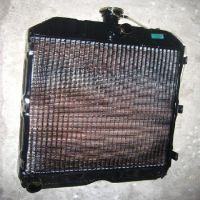 销售上柴柴油机水箱散热i器495A 及配件上海柴油机厂