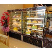供应安德利D1立式大理石蛋糕柜 直角蛋糕柜 甜点冷藏展示柜