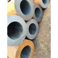 山东聊城生产40cr大口径厚壁无缝管#¥厚壁钢管定尺价格¥#大口径合金扩管15006370822
