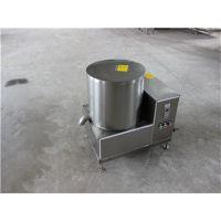 诸城高然机械(图)|生菜脱水机产量|生菜脱水机