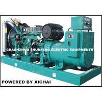供应一汽锡柴系列柴油发电机组SW12-SW500kW