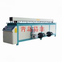 2016年青岛易非热销新型塑料板材对焊机|塑料板自动卷圆机