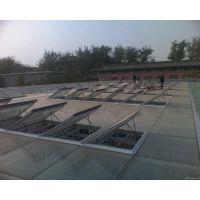 安徽佳航厂房屋顶通风采光天窗,电动天窗