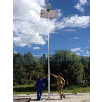 供应四川德阳市旌阳区太阳能LED5米18瓦路灯厂家