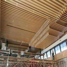 乐山铝方通大型生产厂家 型材方通 木纹铝方通 异形方通
