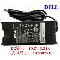 戴尔笔记本电脑D620 D630电源适配器充电器 19.5v3.34A 65W