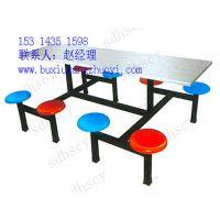 供应学校食堂不锈钢餐桌椅厂家