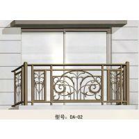 供应长安凤岗2016款新型 安全 美观 热镀锌钢 阳台栏杆 ZQ-CA888