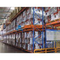 成都得友鑫货架厂专业生产厨卫电器行业阁楼式货架