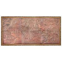 广西铝板浮雕壁画 铜板浮雕壁画 浮雕壁画生产厂家