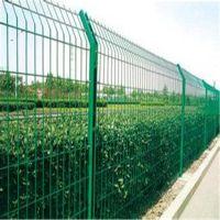 启点供应1.8m高双边护栏网 /锌钢防护栏 /框架护栏围网 /金属板圆孔冲孔网 物美价廉
