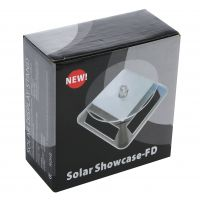 太阳能旋转展示架 饰品展示架 转盘 展示道具 饰品展示架
