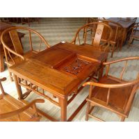 德州餐桌椅家具,榆木餐桌餐椅组合批发零售自己的加工厂