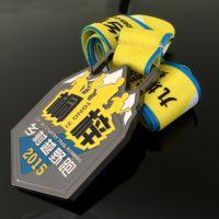 厂家制作合金奖牌 马拉松比赛奖牌 烤漆填色工艺 协兴工艺品制造