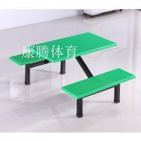 南阳批发订做各种玻璃钢餐桌椅 广告式桌面玻璃钢餐桌面
