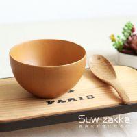 原木碗A款 元生态手作木质餐具 餐厅 酒店用品 木器 zakka杂货