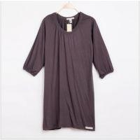 秋装欧美女装长款大版 宽松 七分袖 纯棉T恤 打底衫F630