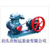 我厂经销皮带轮LC-38/0.6型罗茨油泵质量优